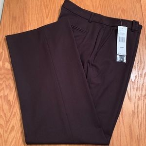 Ralph Lauren Java Brown Pants Slacks sz 10 Petite